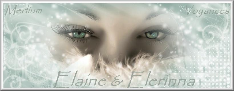 Le forum d'Elaine & Elerinna