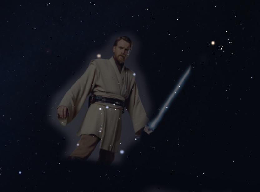 Des constellations inspirées par des stars pour inciter les enfants à les observer  Jedi10