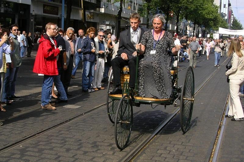 Benz Patent-Motorwagen 01-310