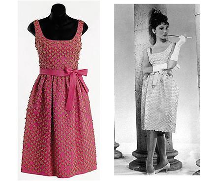Abiti indossati da Audrey Hepburn 12412510