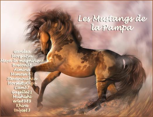 Mustangs de la Pampa