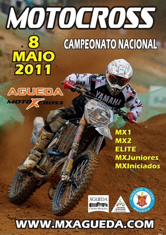 Campeonato Nacional Motocross 2011 Cartaz65