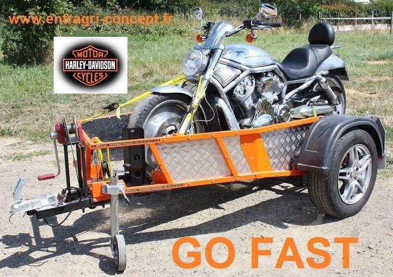 Transporter facilement sa moto 1310