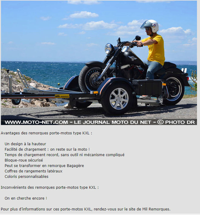 Transporter facilement sa moto Captur11