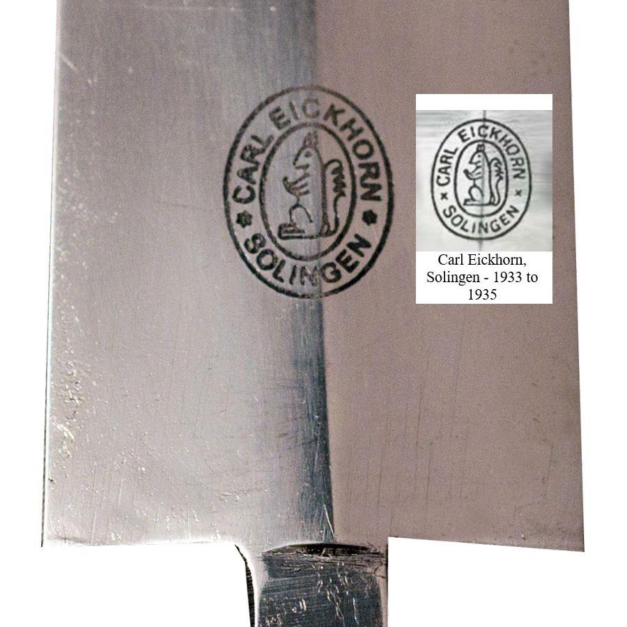 Authenticité code dague ss 0125-110