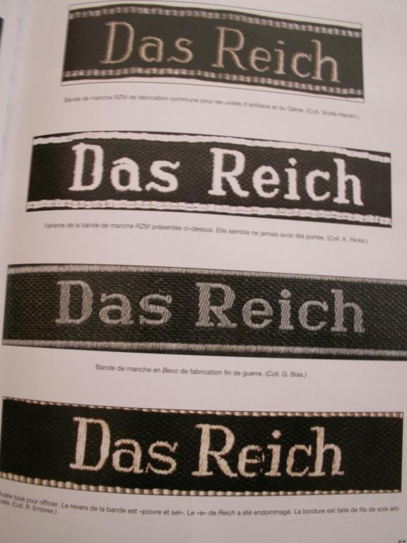 Bande de bras Das Reich  Pict8520