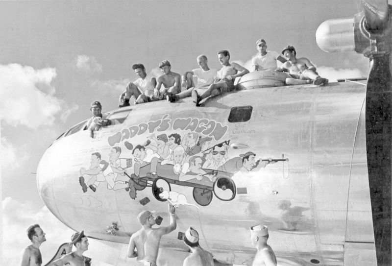 Nose art - Page 3 6158f210