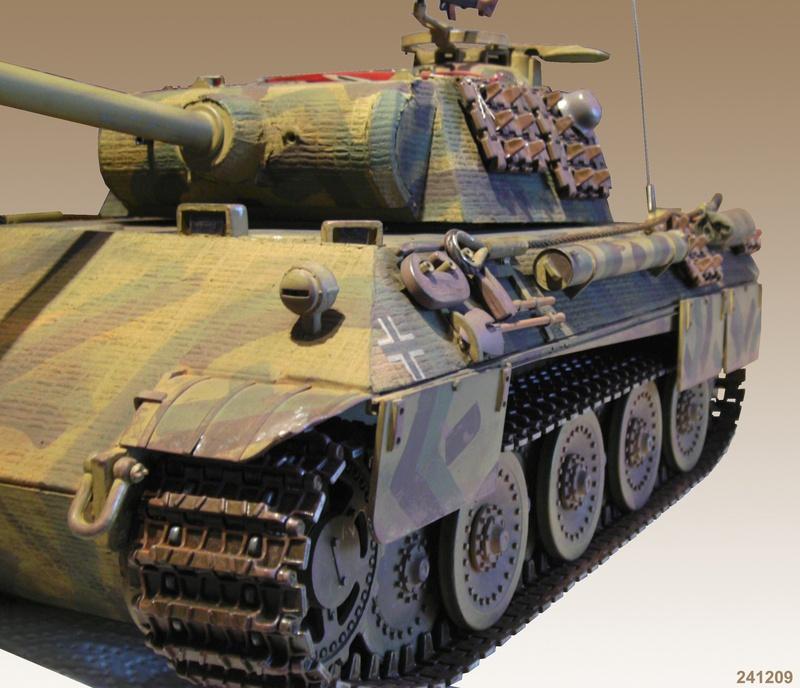 Heng-Long 1/16 RC Battle39