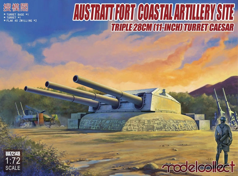 Modelcollect  1/72e - Page 2 Fort-c10