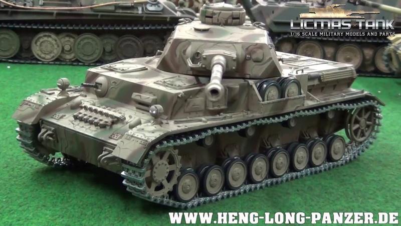 Heng-Long 1/16 RC Heng-l25