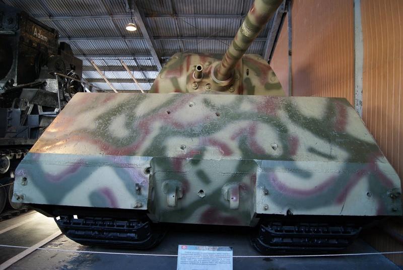MAUS (SOURIS) - Page 2 Panzer23