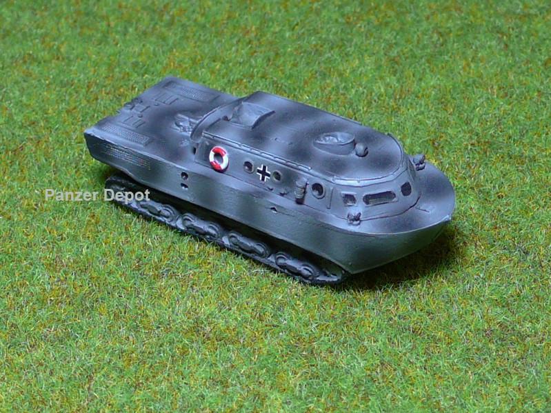 Panzer Depot 1/144e Panzer26