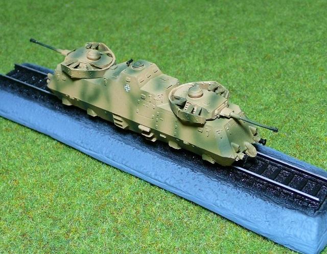 Panzer Depot 1/144e Panzer33