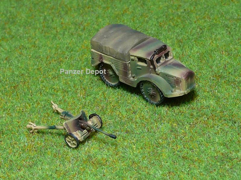 Panzer Depot 1/144e Panzer34