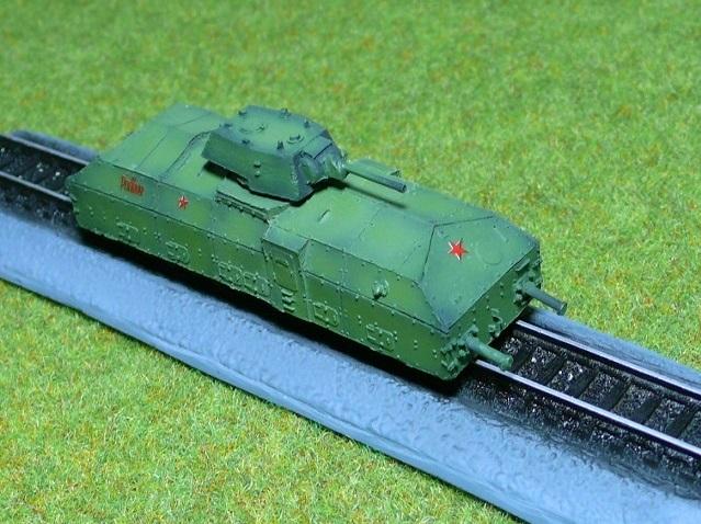 Panzer Depot 1/144e Panzer36