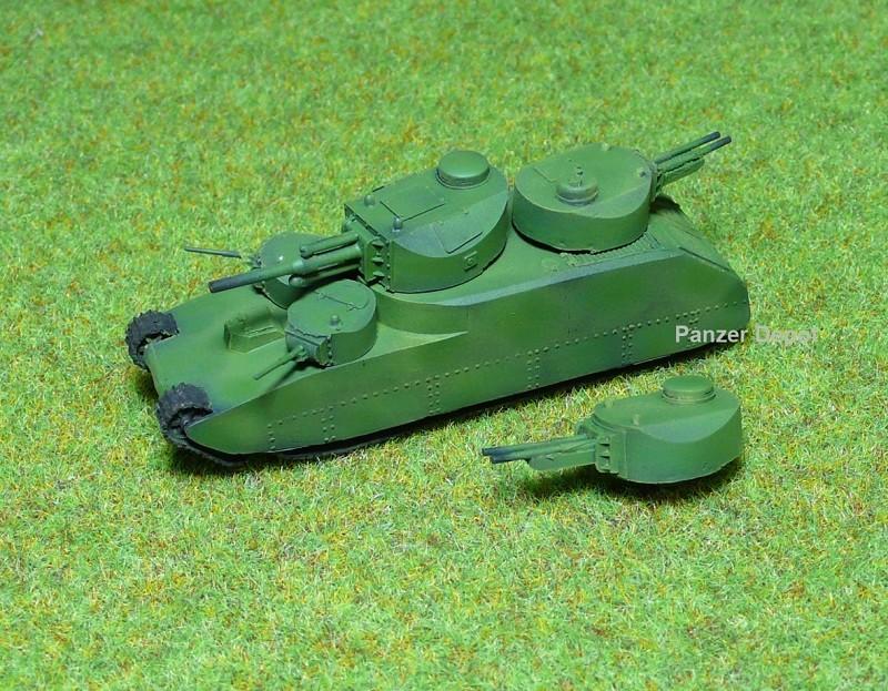 Panzer Depot 1/144e Panzer37