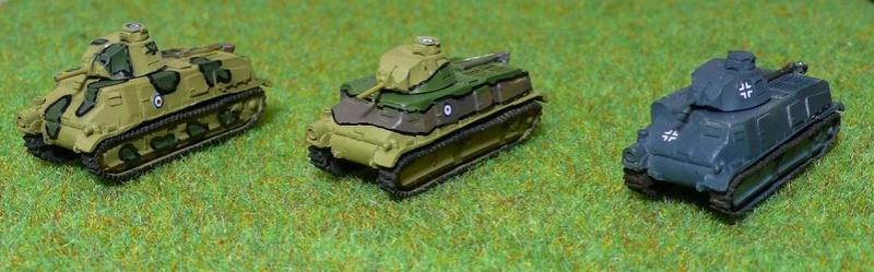 Panzer Depot 1/144e Panzer39