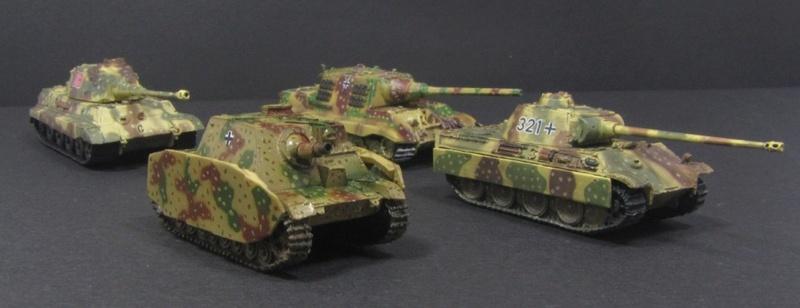Panzer Depot 1/144e Panzer40