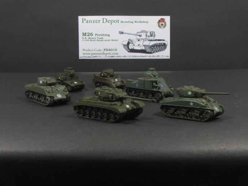 Panzer Depot 1/144e Panzer44
