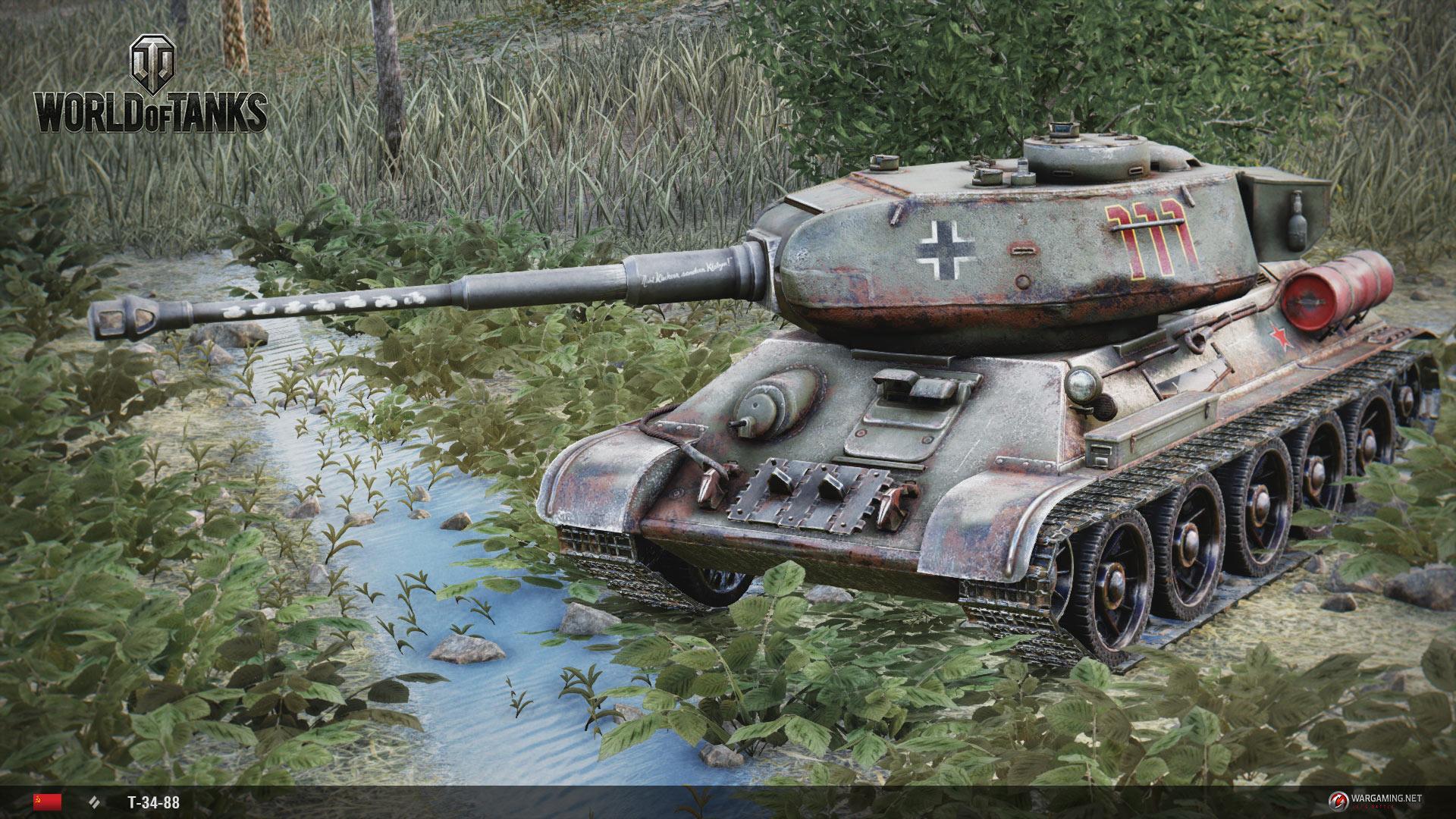 Les monstres de World of Tanks - Page 2 T-34-811