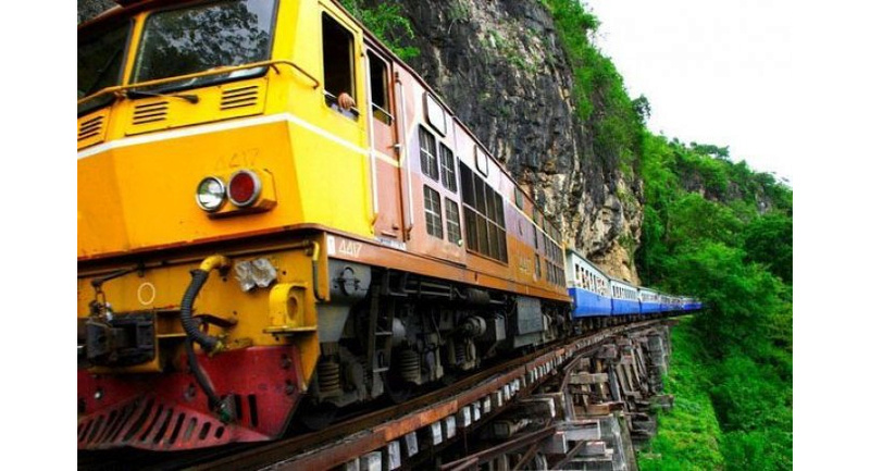 Le chemin de fer de la rivière Kwai au patrimoine mondial ? Zx13