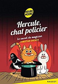 [Grenier, Christian] Hercule, chat détective - Tome 4 : Le secret du magicien 51enpb10