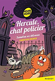 [Grenier, Christian] Hercule, chat détective - Tome 3 : Jumelles en détresse 51gu3k10