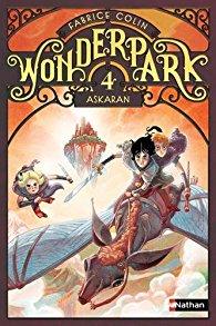 [Colin, Fabrice] Wonderpark - tome 4 : Askaran 51xln210