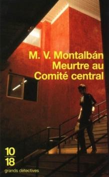 [Montalban, Manuel Vasquez] Meurtre au comité central Couv1311