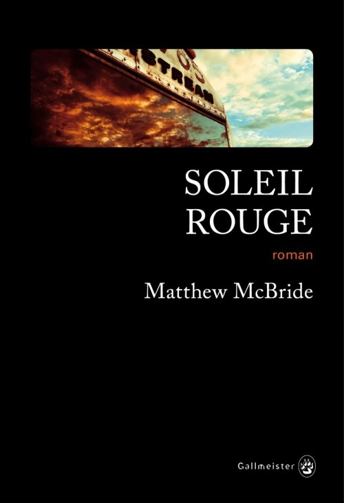 [McBride, Matthew] Soleil rouge Couv5010