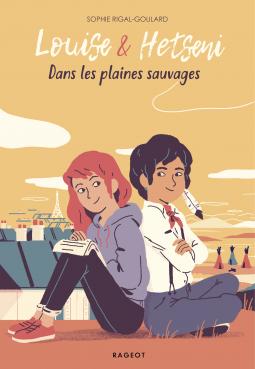 [Rigal-Goulard, Sophie] Louise et Hetseni - dans les plaines sauvages Cover111