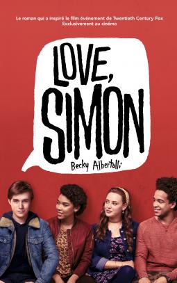 [Albertalli, Becky] Love, Simon Cover114