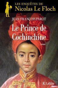 [Parot, Jean-François] Les enquêtes de Nicolas Le Floch - Tome 14 : le prince de Cochinchine Cvt_le13