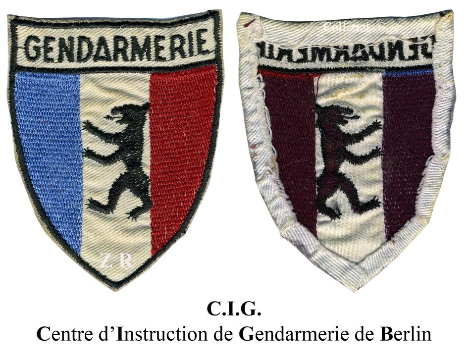 Gendarmerie de Berlin - Page 2 Berlin16