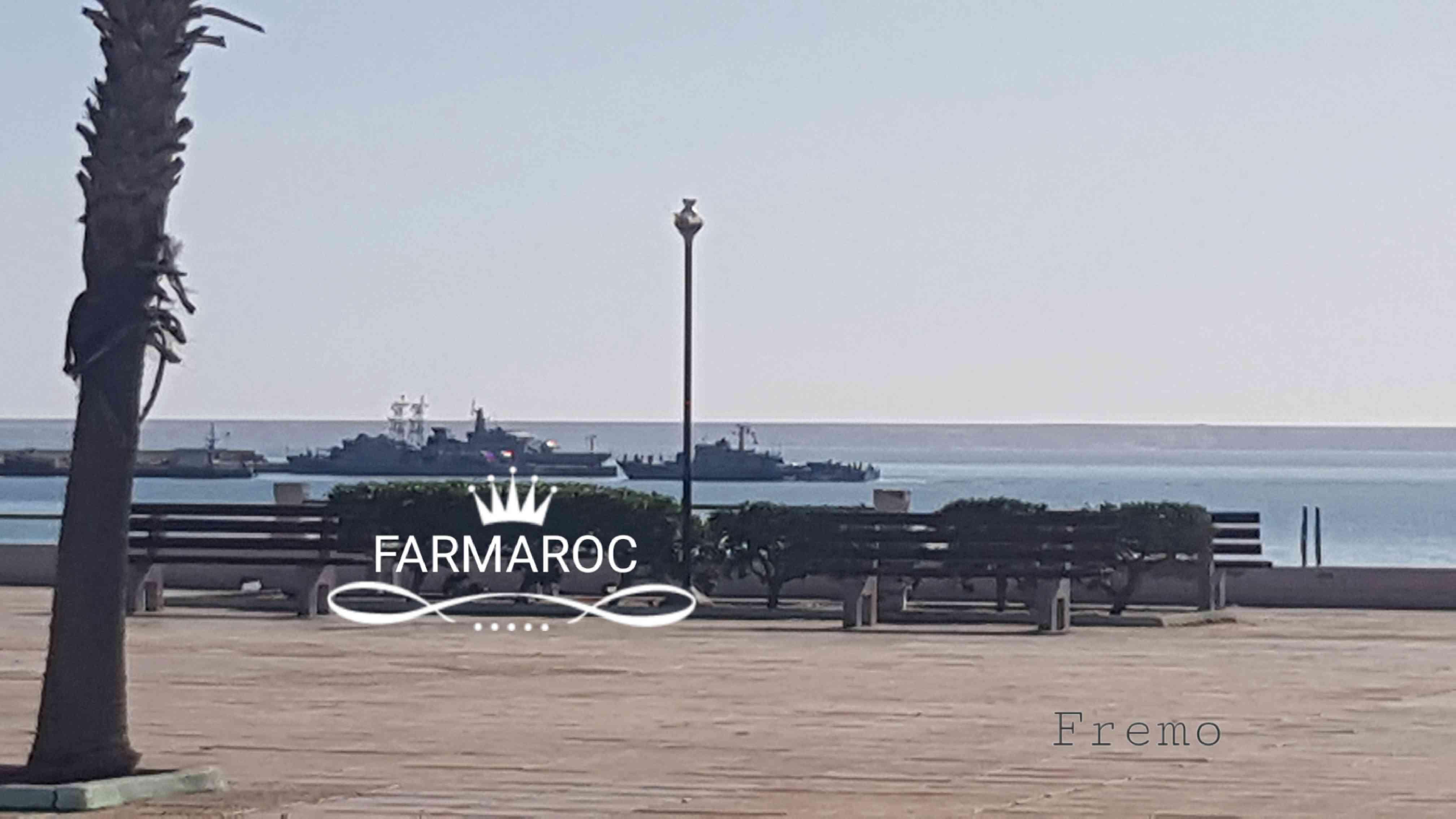 Bases et sites de la Marine Royale Marocaine - Page 2 20180211