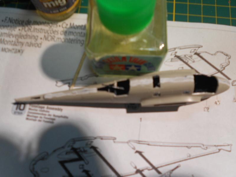 breguet Bre. 693 b2 1/72 mistercraft et kit azur  Bregue34