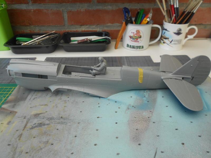 P 40 N.  Warhawk 1/32 Eduard   Bus_p413