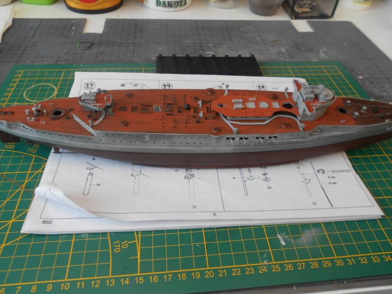 un bateaux français le Condorcet  Condo101