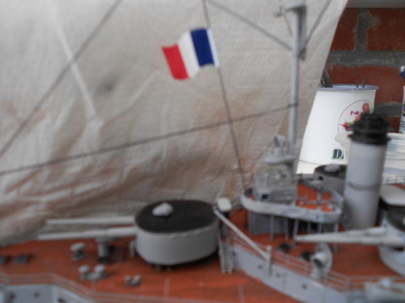 [HOBBY BOSS] CONDORCET - 1/350 - un bateaux français le Condorcet  - Page 3 Condo219