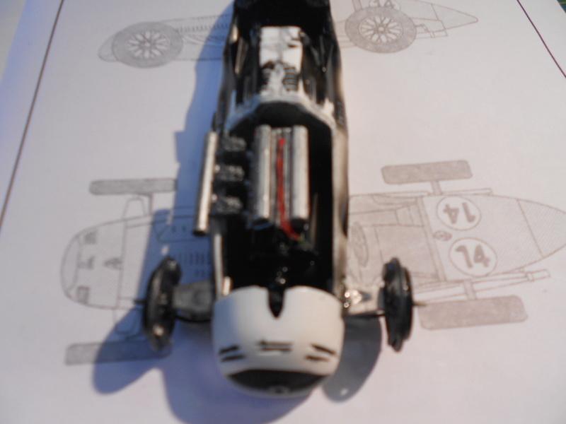 Talbot Lago GP 1/24 Heller  Condo258