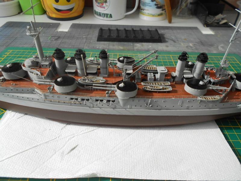 un bateaux français le Condorcet  Conror27