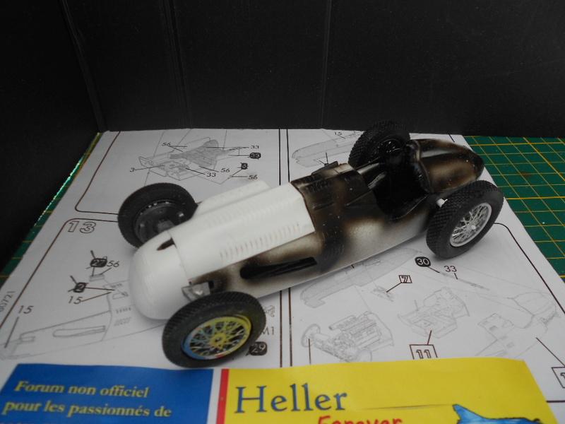 Talbot Lago GP 1/24 Heller  Lago_t23