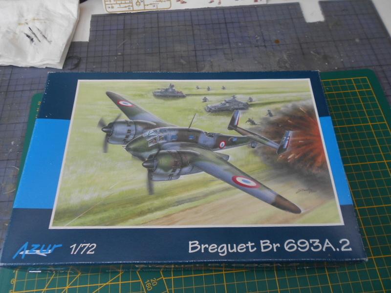 breguet Bre. 693 b2 1/72 mistercraft et kit azur  Lrdg_a64