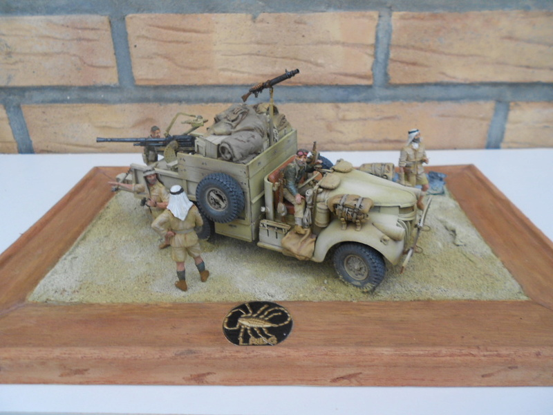 long range desert group 1/35 Lrdg_a69