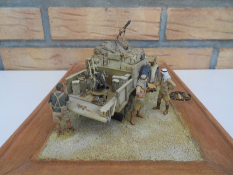 long range desert group 1/35 Lrdg_a72