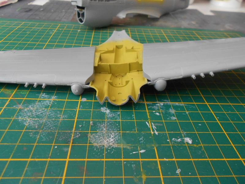 P 40 N.  Warhawk 1/32 Eduard   P40_ai14
