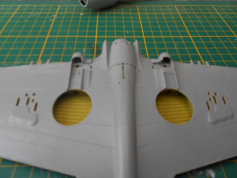 P 40 N.  Warhawk 1/32 Eduard   P40_ai15