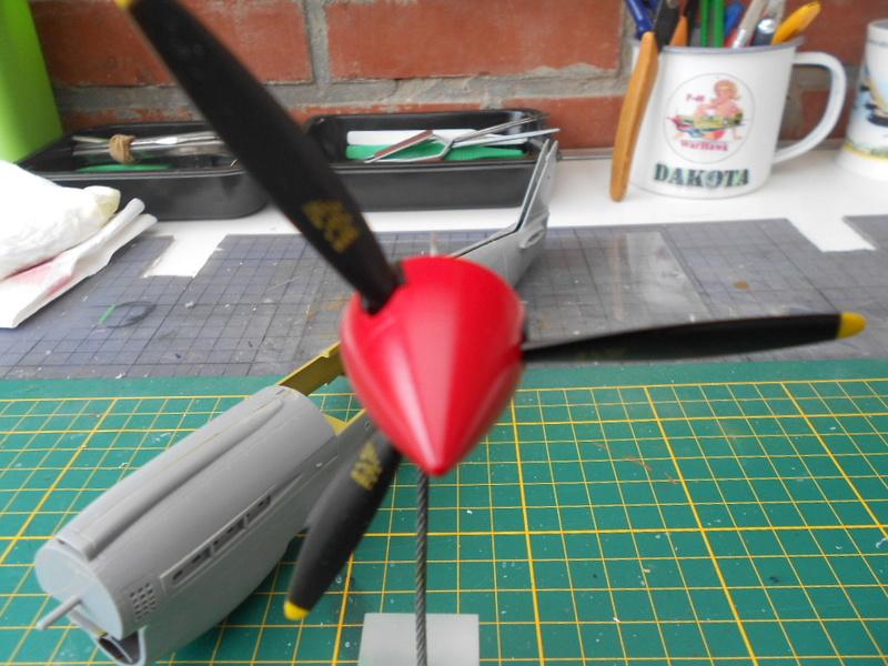 P 40 N.  Warhawk 1/32 Eduard   P40_ai17