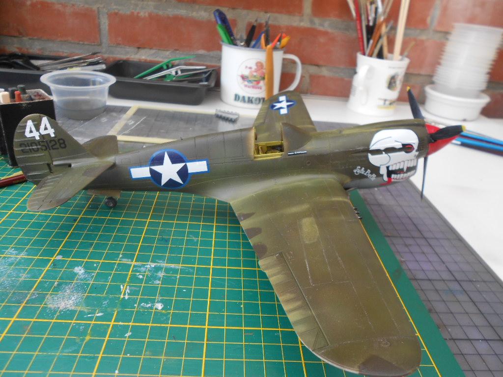 P 40 N.  Warhawk 1/32 Eduard   - Page 2 P40_bi13