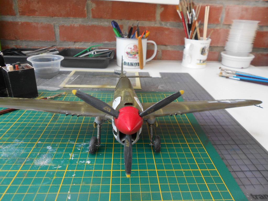 P 40 N.  Warhawk 1/32 Eduard   - Page 2 P40_bi14